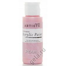 Краска акриловая перламутровая ARTISTE