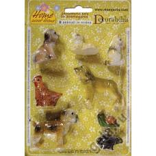 Декоративные элементы Животные