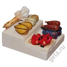 Декоративные элементы Мини овощи