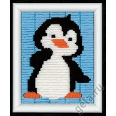 Набор для вышивания Пингвинёнок (длинный стежок) 1270/1224