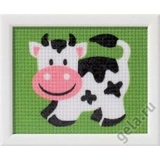 Набор для вышивания Корова (для начинающих) 1320/2563