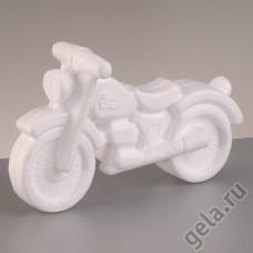 Форма из пенопласта Мотоцикл, 11 х 17 см