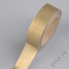 Бумажная декоративная клеевая лента