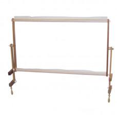 Рамка для вышивания гобеленов с креплением на столе, 40 х 60 см