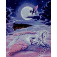 Набор для вышивания Когда дети видят сны