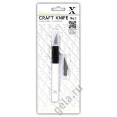 Нож с цанговым зажимом для точной резки