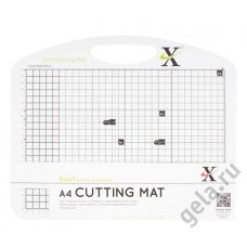 Мат для скрапбукинга,  XCUT, А4, черно-белый