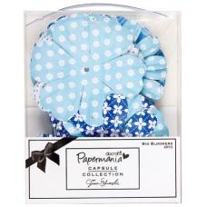 Декоративные элементы Крупные цветы Burleigh Blue