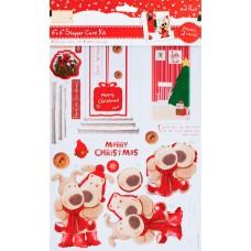 Набор для создания открытки Рождество дома
