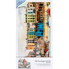 Набор для создания открытки Гавань Michael Powell