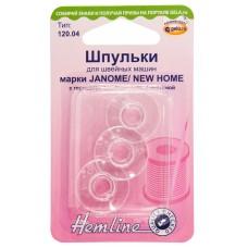 Шпульки для швейных машин марки Janome/New Home