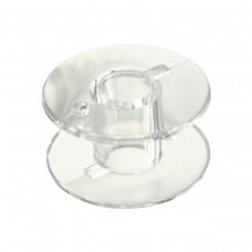 Шпульки без упаковки  для швейных машин стандартные пластиковые, тип 15K