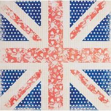 Бумага для скрапбукинга Цветочный флаг Portobello Road