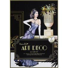 Набор для создания открытки Art Deco