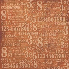 Салфетка рисовая Цифры