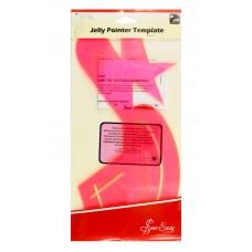 Лекало универсальное Jelly Pointer для вырезания геометрических форм
