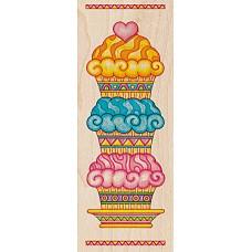 Штамп Кипа тортиков