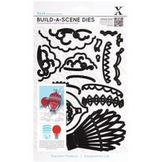 Набор ножей для вырубки Воздушный шар Build A Scene
