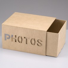 Заготовка из из папье-маше, коробка Фото