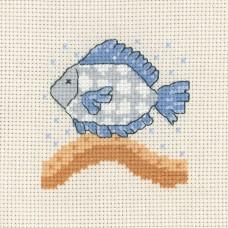 Набор для вышивания Рыбка
