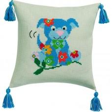 Подушка Собака набор для вышивания