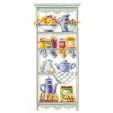 Набор для вышивания Кухонная полка