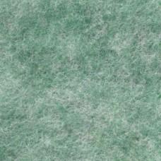 Лист фетра, 100% полиэстр, 30 х 45см х 2 мм /350 г/м ?, темно-зеленый крапчатый