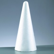 Форма из пенопласта для хобби Конус, 70 х120 мм