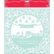 Постер 12 Дней Рождества