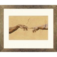 Набор для вышивания Creation (2 Hands)  LANARTE (арт.34532)