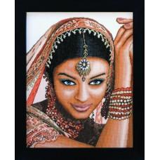 Набор для вышивания Indian Model  LANARTE (арт.35106)