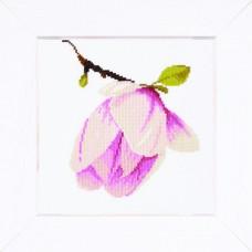 Набор для вышивания Magnolia Bud  LANARTE (арт.35108A)
