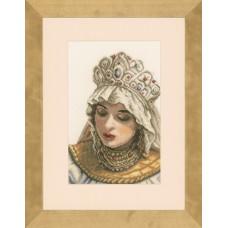 Набор для вышивания RUSSIAN LADY  LANARTE