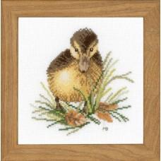 Набор для вышивания Duckling I  LANARTE