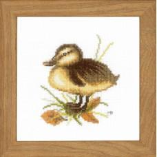 Набор для вышивания Duckling II  LANARTE