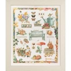 Набор для вышивания M.B. Collage LANARTE (арт.34263)