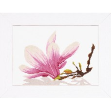 Набор для вышивания Magnolia Twig With Flower