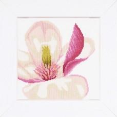 Набор для вышивания Magnolia Flower  LANARTE (арт.35110)