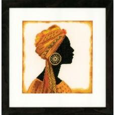 Набор для вышивания SADWANA I  LANARTE, (35163А)