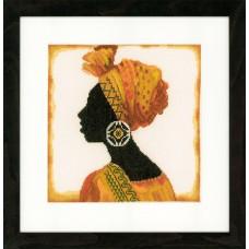 Набор для вышивания SADWANA II  LANARTE, (35164А)