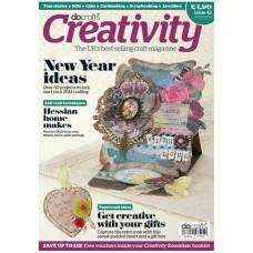 Журнал CREATIVITY № 43 - Январь/Февраль 2014