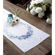 Дорожка Великолепная бабочка набор для вышивания