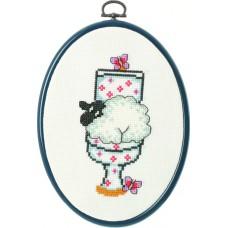 Набор для вышивания Овечка