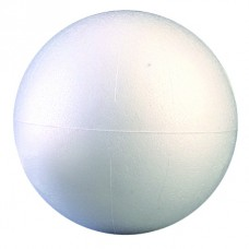 Форма из пенопласта для хобби Шар, диаметр 80 мм