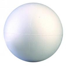 Форма из пенопласта для хобби Шар, диаметр 120 мм