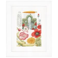 Набор для вышивания Vegetable Garden  LANARTE