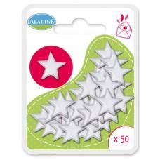 Брадсы для украшения и создания открыток Звезды