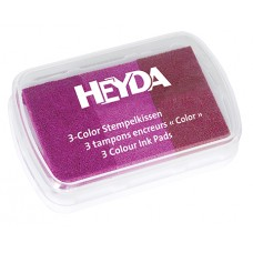 Штемпельная подушечка Inc Pads 3 Colour (чернила на масляной основе)