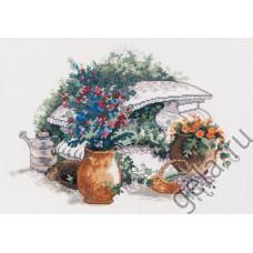 Набор для вышивания Садовый натюрморт