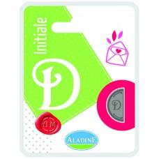 Восковая печать Алфавит D